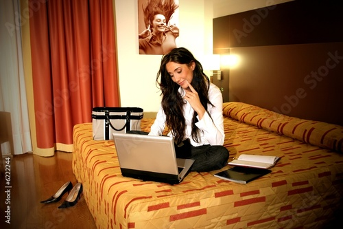 Fotodibond 3D pokój hotelowy 6