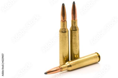 Obraz na plátne Bullets