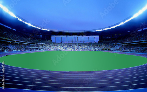 Canvas Prints Stadion stade
