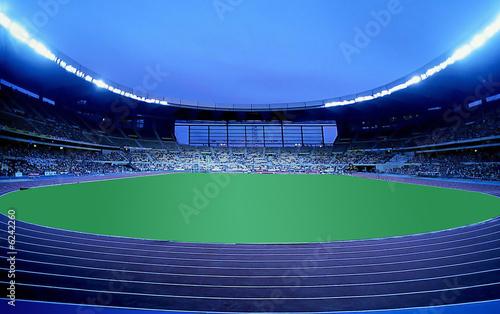 Door stickers Stadion stade