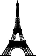 Eiffel Tower Vector File