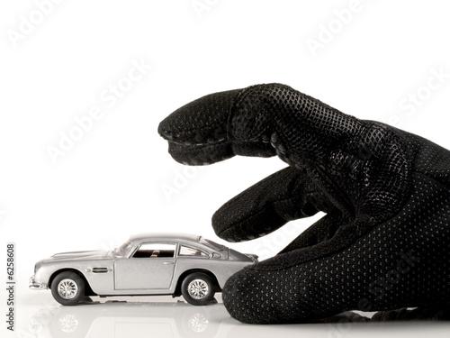 Auto / Diebstahl