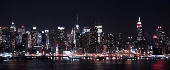 FototapetaLights of NY CIty