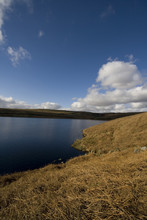 Views Of Grimwith Reservoir.