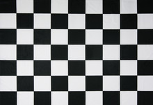 Real Checkered Flag - Texture Details In The Material