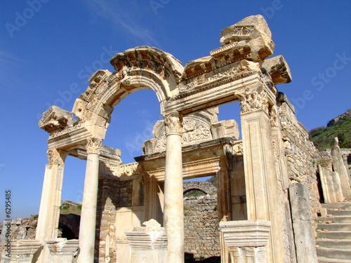 Fotografie, Obraz temple of hadrian
