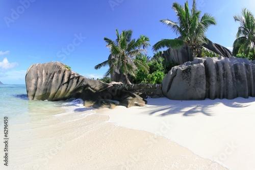 Foto-Leinwand - Seychelles (von xian64)