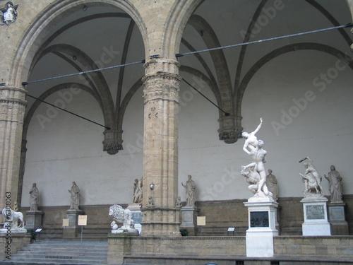 Photo  Piazza della Signoria, florence