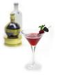 himbeer martini