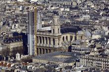 France, Paris: Nice Aerial Cit...