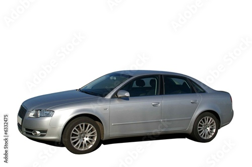 voiture berline allemande ref 2551 - buy this stock photo and