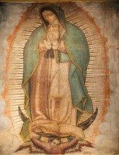 Guadalupe Painting 1531 Revela...