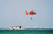Coast Guard Rescue