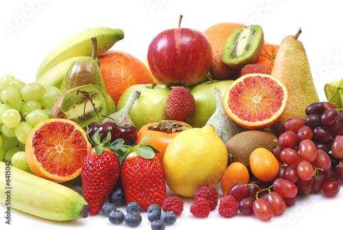 Keuken foto achterwand Vruchten Früchte