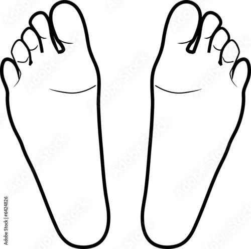 feet vector illustration buy this stock vector and explore similar vectors at adobe stock adobe stock feet vector illustration buy this