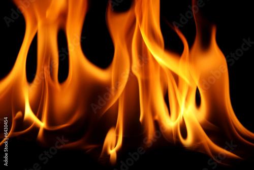 Photo Stands Fire / Flame Flammen