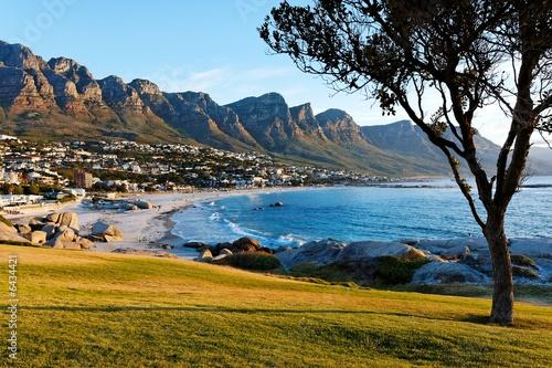Poster Afrique du Sud Camps Bay