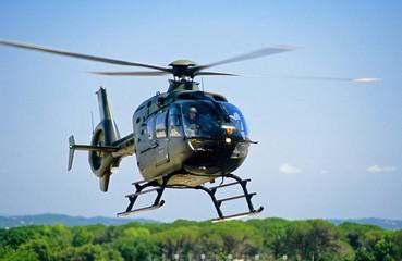 Fototapeta hélicoptère 6