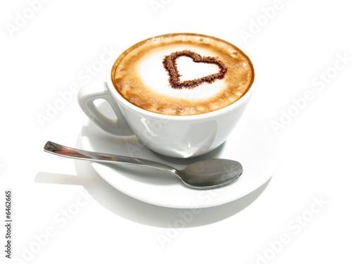 Fotografering  Cappuccino
