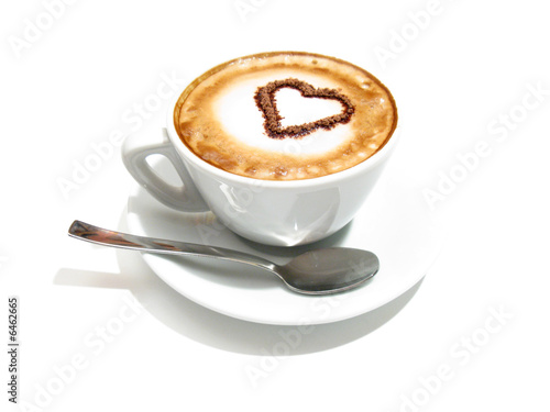 Valokuva  Cappuccino