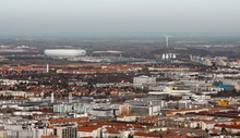 A Photography Of Munich With T...