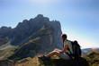 Wandern Dolomiten Südtirol