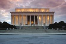 Lincoln Memorial Night