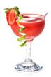 Strawberry Daiquiri - Most popular cocktails series