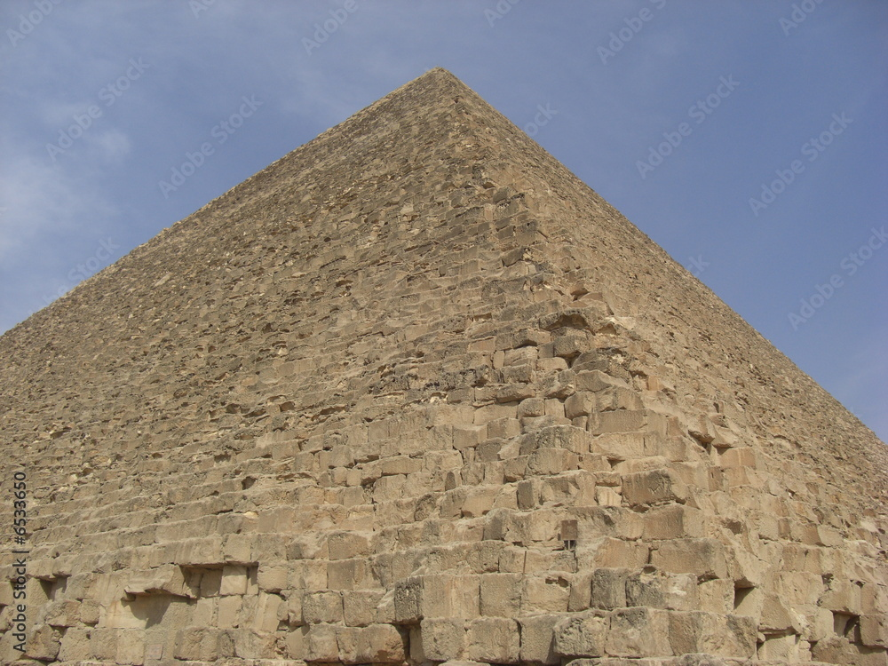 Egypte pyramide de Kheops