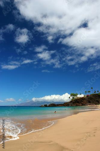 Poster Zanzibar Maui Beach