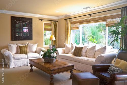 Fotografie, Obraz  Living Room