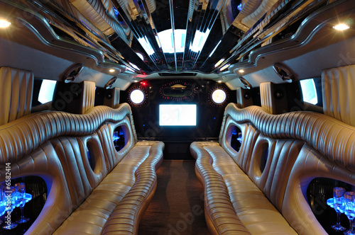 Photographie  Limousine salon