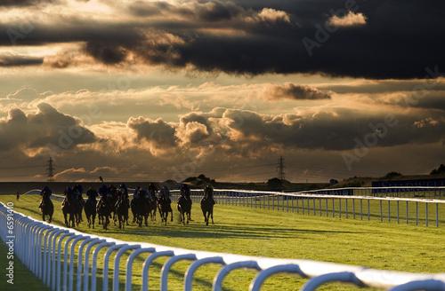 Fotografia, Obraz horse race