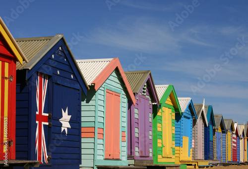 bathing boxes in Melbourne