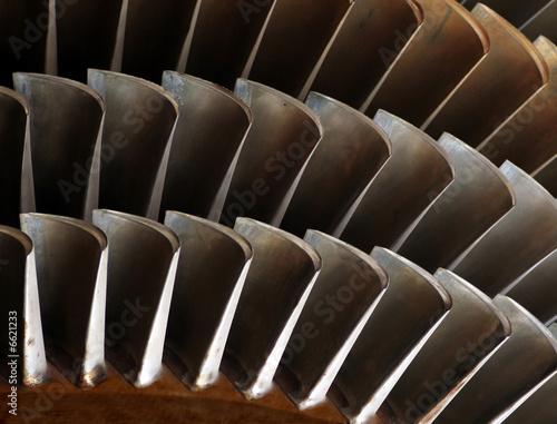 Fotografiet  turbine