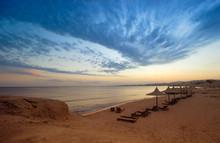 Sunset In Sharm El Sheikh