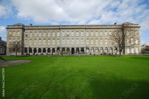 Cuadros en Lienzo Dublin,Trinity College, Old library 1