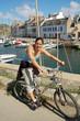 Vélo à belle ile en mer