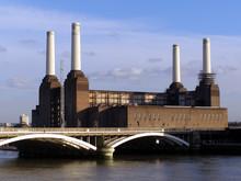 London Battersea Powerstation ...