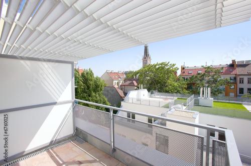 Obraz Architektur Balkon - fototapety do salonu