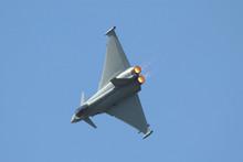Eurofighter (Typhoon) Beim Kunstflug