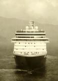 Vintage liniowiec oceaniczny - 6771883