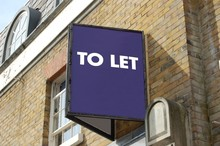 To Let Board