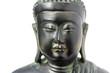 head of buddha, on white
