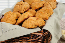Organic Sweet Potato Biscuits