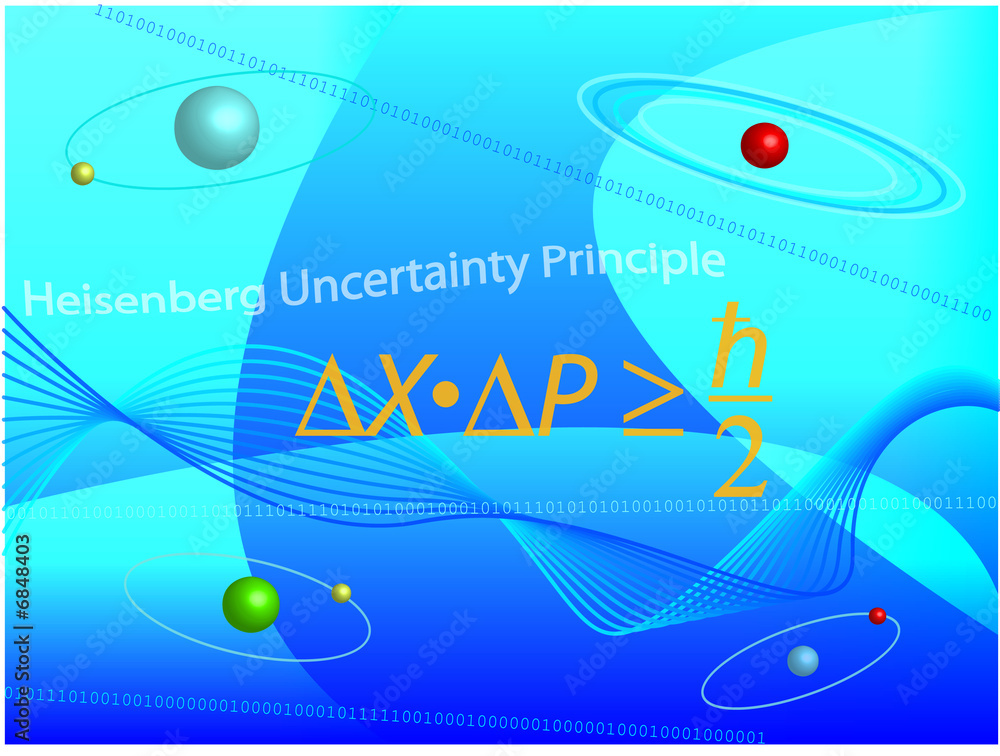 Photo  Heisenberg Uncertainty Principle