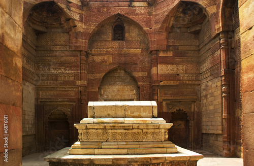 Printed kitchen splashbacks Delhi Iltumish Tomb Qutab Minar Delhi India