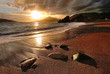 Leinwandbild Motiv Rafailovichi beach