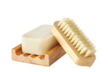 Soap And Nail Brush