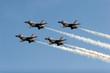 Leinwandbild Motiv  fighter jets
